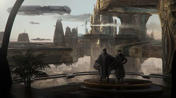 Science Fiction Futuristic Art