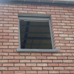 Un châssis sans fenêtre