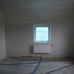 Radiateur de l'étage