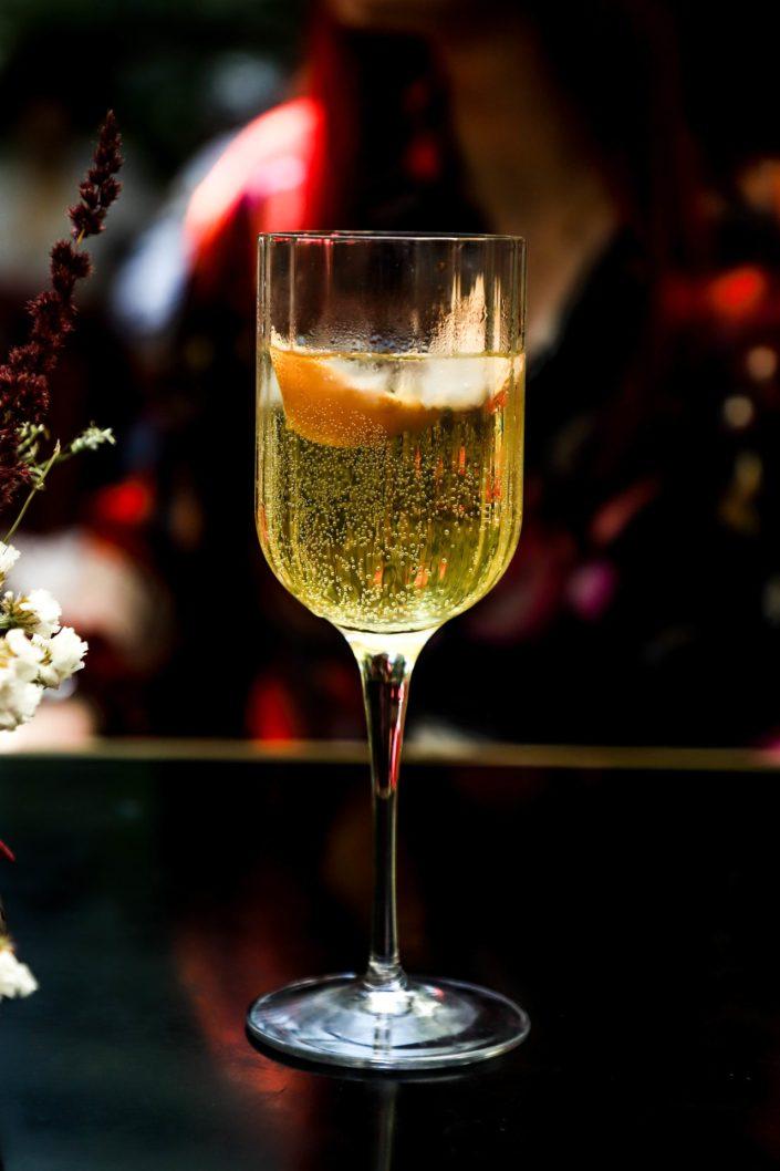 Cocktail Hôtel Particulier Montmartre