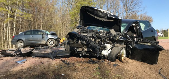 One Dead in STH 73 Crash | OnFocus