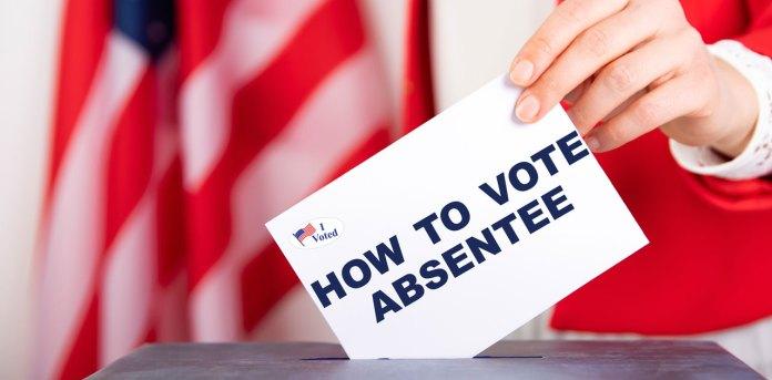 absentee vote