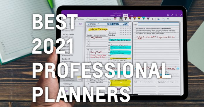 Best Professional Digital Planners
