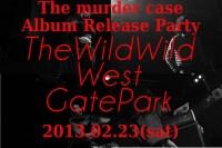 The murder case :: 新音源リリースパーティ決定&横浜でのライブ決定