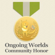 Ongoing Worlds Community Honor
