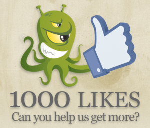 OngoingWorlds has 1000 likes can you help us get more