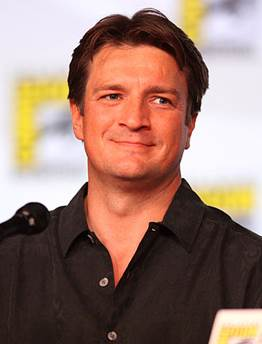 Nathan Fillion, Mal Reynolds in Firefly
