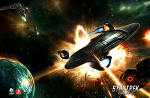 Star trek Online ship