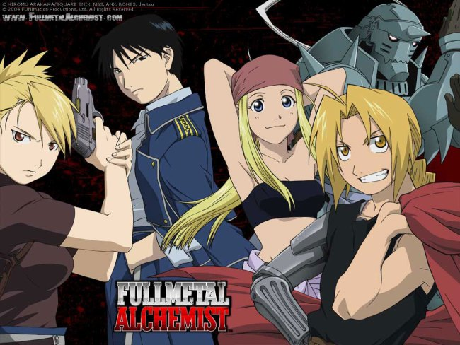 Full metal alchemist roleplay