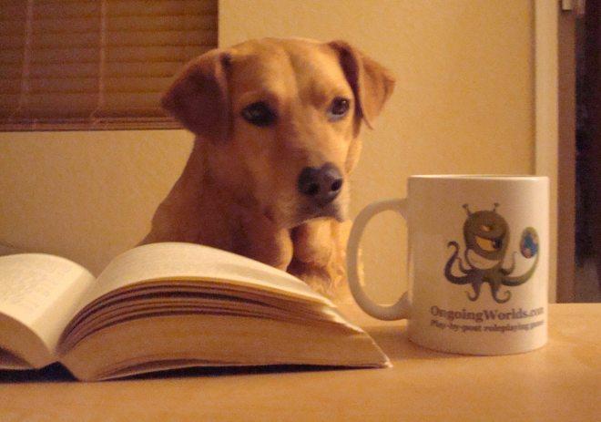 Xexes with ongoingworlds mug