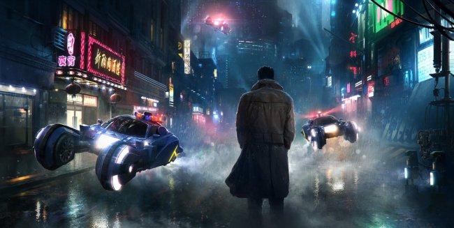 Dystopia - Blade Runner