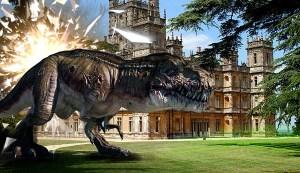 Downton Abbey Primeval time travel