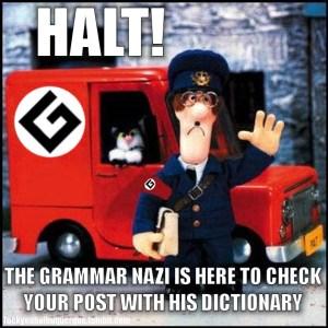 Postman pat the nazi
