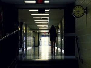 murder game corridor