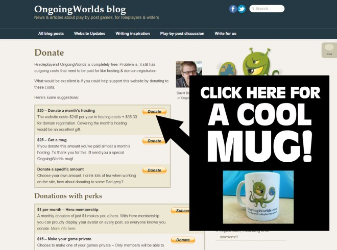 click to get a mug - download page