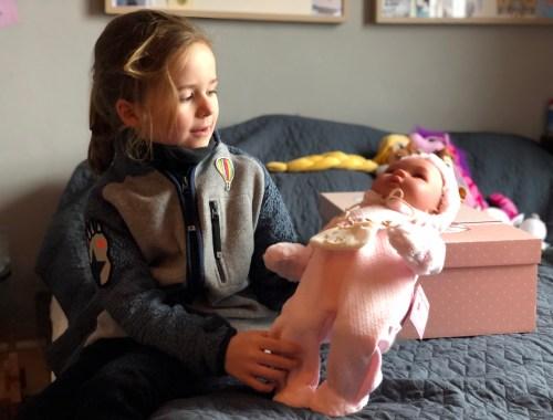 Andemors verden - Asi dukke