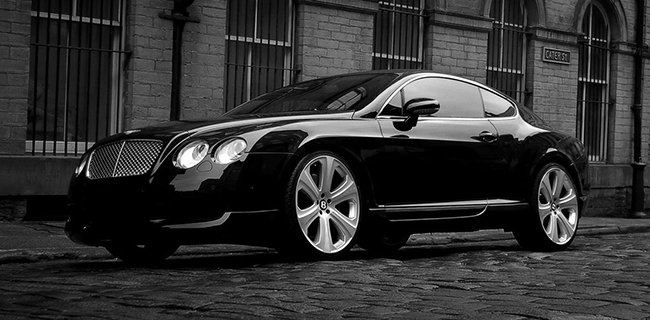 Fotografía de Bentley