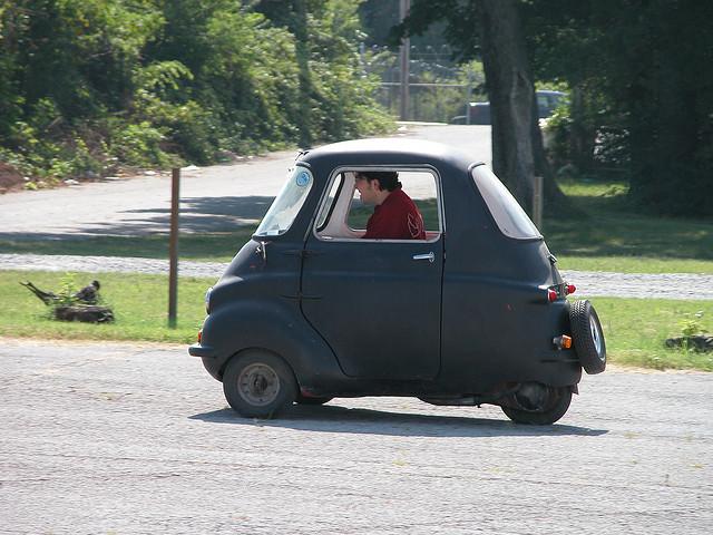 Los 7 coches más raros jamás diseñados