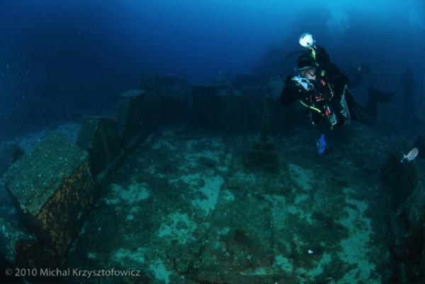 arqueologia submarina