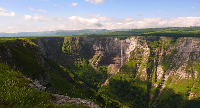 Cascada del Río Nervión