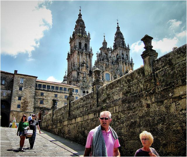 Las ciudades patrimonio de la humanidad que debes visitar for Oficina de turismo santiago de compostela