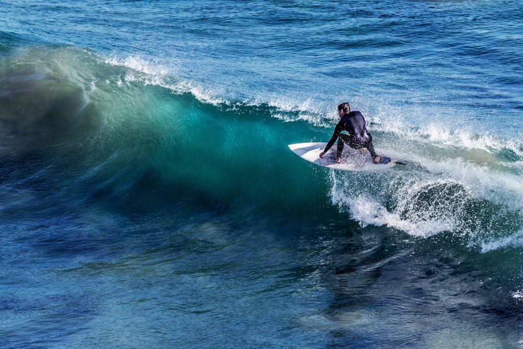 Persiguiendo olas por las mejores playas de Cantabria