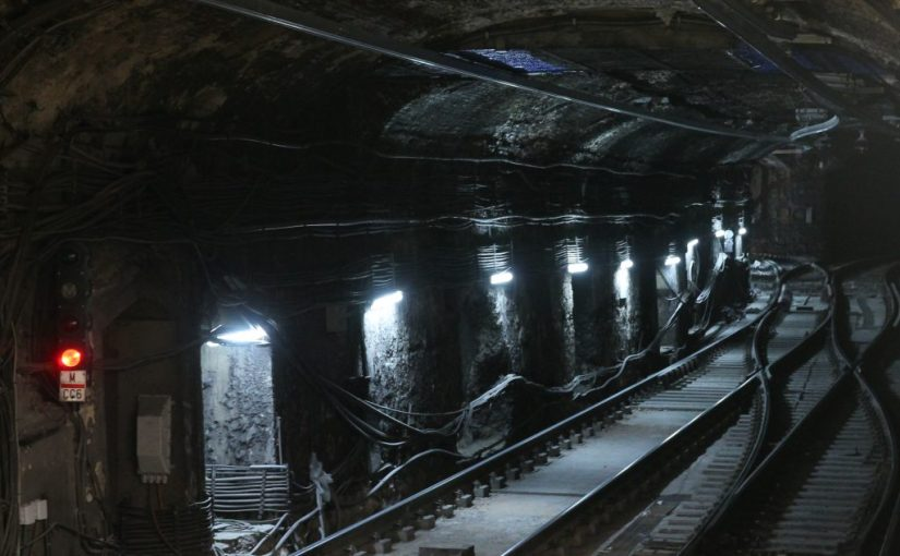 tuneles de madrid