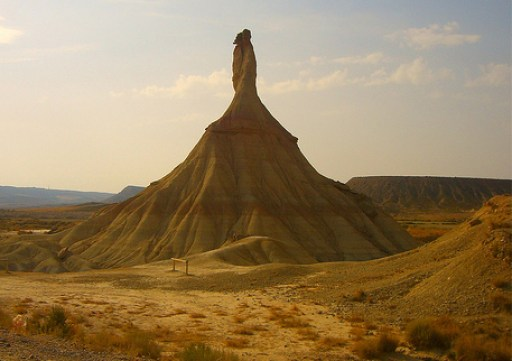 Parque Natural Bardenas Reales - Game of Thrones in Spain