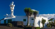 The fascinating landscapes of Cesar Manrique in Lanzarote