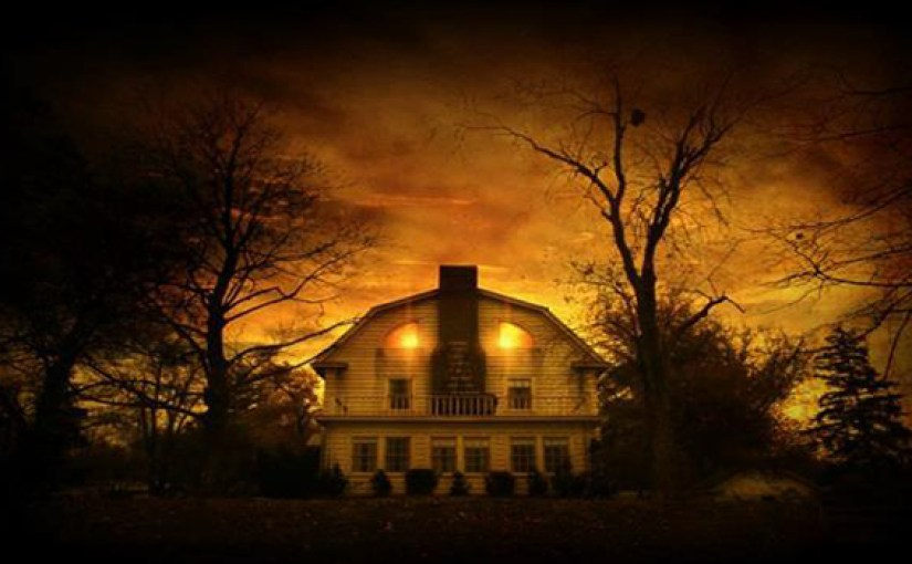 Where can you find the most famous ghosts in the world?