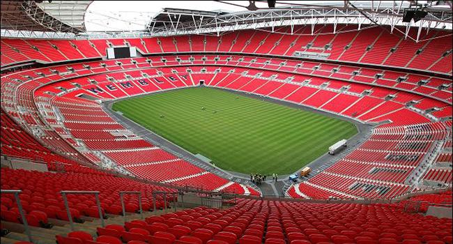 los mejores estadios de fútbol Wembley