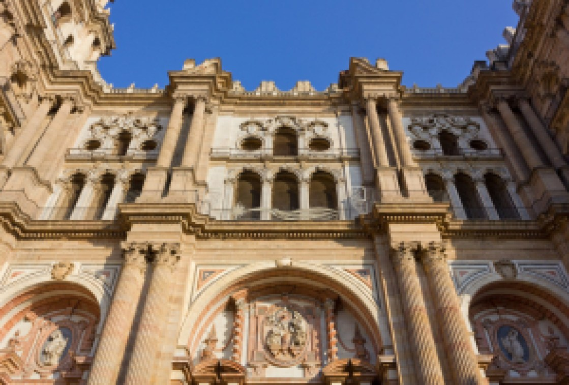 what to see in malaga cathedral