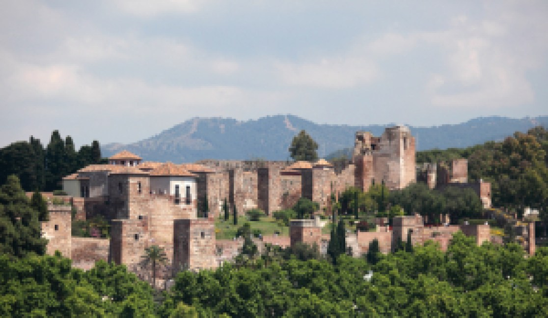 what to see in malaga alcazaba