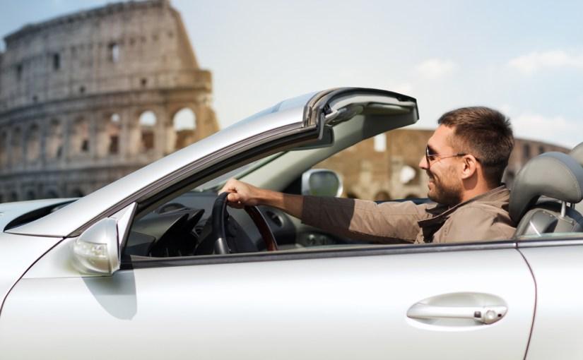Mini guía rápida: conducir en Italia y no morir en el intento