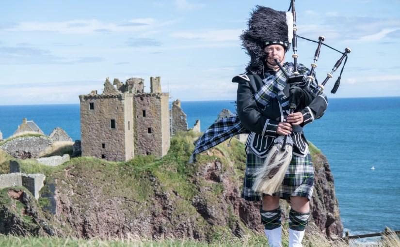 Mini guía rápida: conducir por Escocia