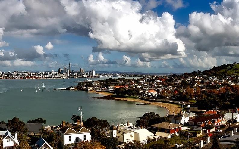 Viajar en Auckland con Goldcar