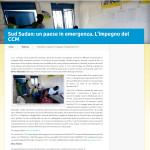4_14 marzo 2014  CCM Sud Sudan Gazzetta Torino