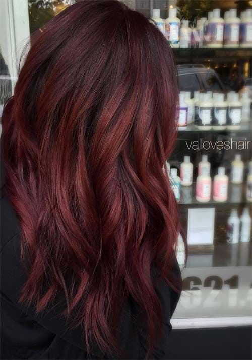 11 Auburn Red Hair Color Ideas 2017 On Haircuts