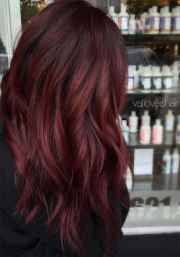 auburn red hair color ideas