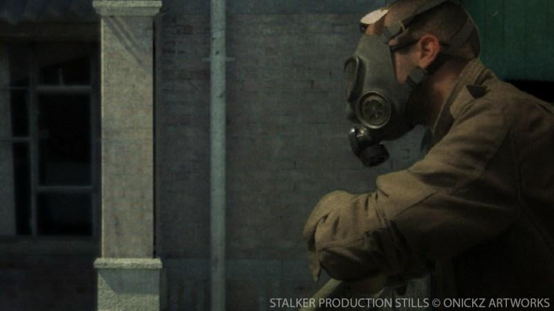 Stalker short movie by director Guillaume Louyot