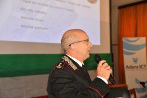 Ten. Col. Marco Mattiucci - Arma dei Carabinieri RACIS/Reparto Tecnologie Informatiche (Roma)