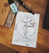 Je suis écrivaine, pas cartographe