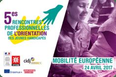 5e rencontres professionnelles de l'orientation des jeunes handicapés 2017