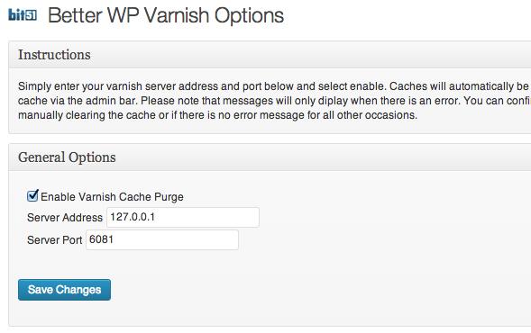 Fastblog: Schritt 3 - Varnish-Plugins für Wordpress und GeoIP Probleme bei Piwik