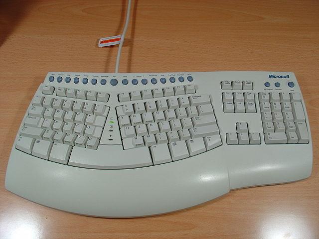 Microsoft Natural Keyboard Reloaded - Microsoft Sculpt