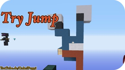 Mini Spiele Seite OnkelPoppi - Minecraft tryjump spielen
