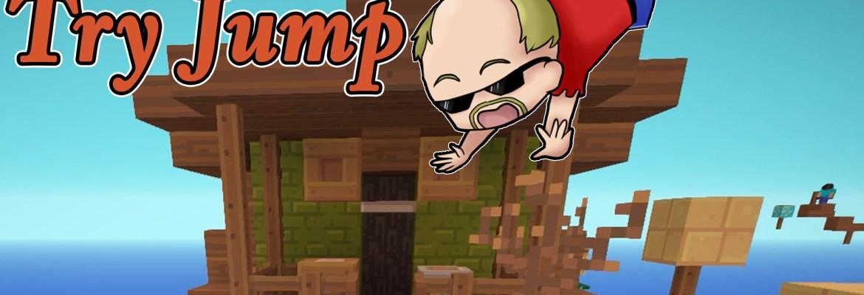 Neues Texturepack Geht Es Jetzt Besser Try Jump Minecraft I - Minecraft tryjump spielen
