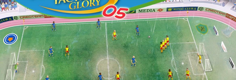 Football Tactics & Glory