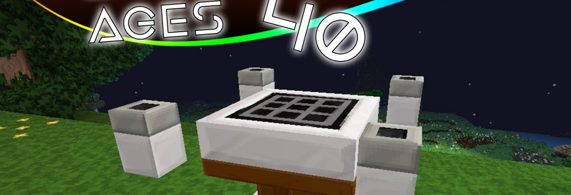 DER STARLIGHT CRAFTING ALTAR – SevTech AGES #40 [Stage TWO