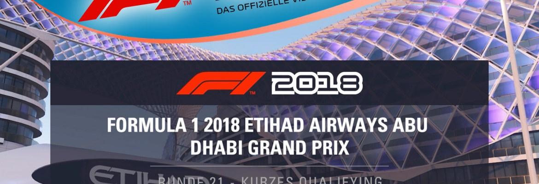 F1 2018, Großer Preis von Abu Dhabi, Etihad Airways Abu Dhabi Grand Prix, Yas Marina Circuit, Yas-Hotel